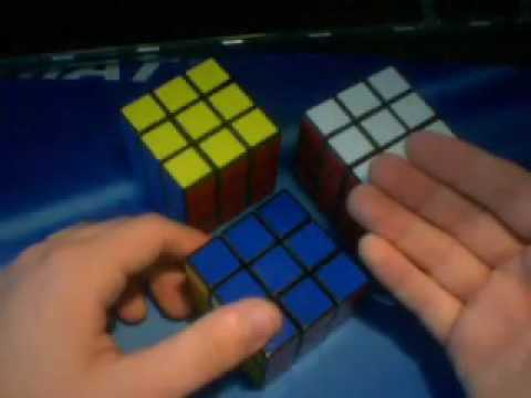 Stickers vs Tiles for Rubik's Cubes
