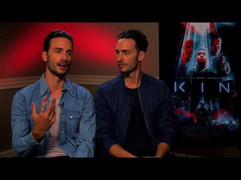 Cinemark Interviews Josh & Jonathan Baker From KIN