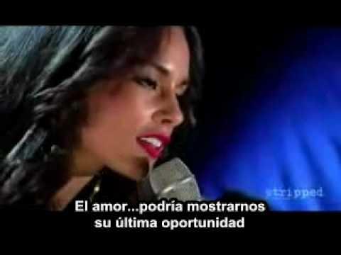 Like You'll Never See Me Again (Subtítulos en Español)