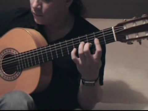 Learn Vicente Amigo's -Romanza/Buleria- from Rezar Dominguez