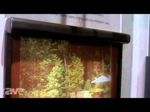 CEDIA 2013: Draper Demonstrates The FlexShade Material