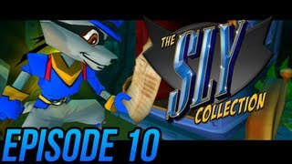 Sly Cooper and the Thievius Raccoonus (HD Collection) - Episode 10