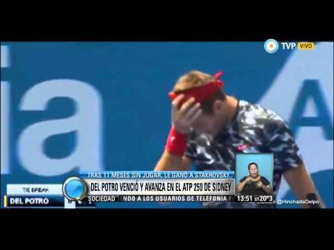 Visión 7 - Del Potro volvió y ganó en Sydney