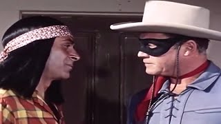 The Lone Ranger | Ghost Town Fury | HD | TV Series | English | Full Episode | Old Cartoons