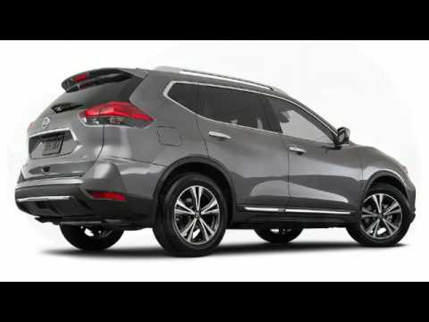 2017 Nissan Rogue Video