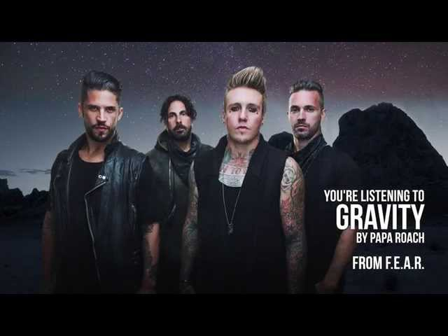 "Papa Roach - ""Gravity (feat.  Maria Brink of In This Moment)"" (Audio Stream)"