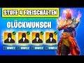 Er ERWACHT STUFE 4 Gefangener Freischalten Fortnite Season 7 Deutsch mp3