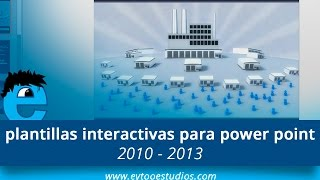 Plantillas para  Power Point con animaciones || @eytoo estudios