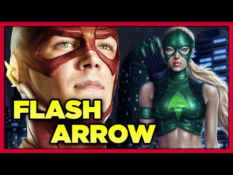 The Flash Sezon 3 I Arrow Sezon 5 - NAJNOWSZE INFORMACJE
