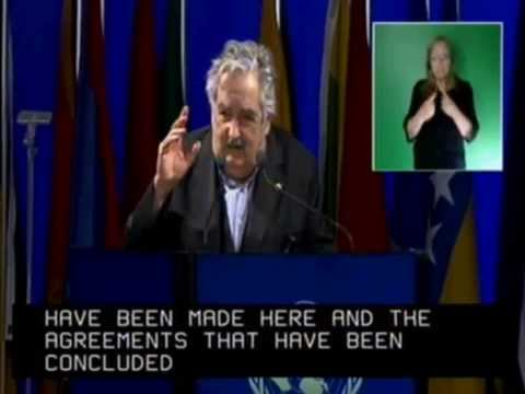 Intervencin Presidente Mujica en Ro+20