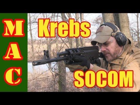 Krebs SOCOM Saiga .308 AK