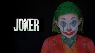 Joker 2019 Body Painting | #joker2019