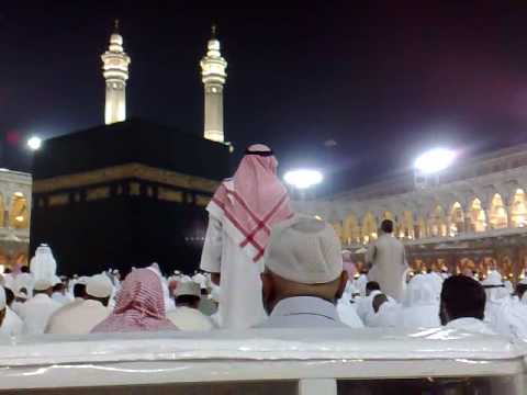 Adan Al Fajr In Masjid Al Haram video