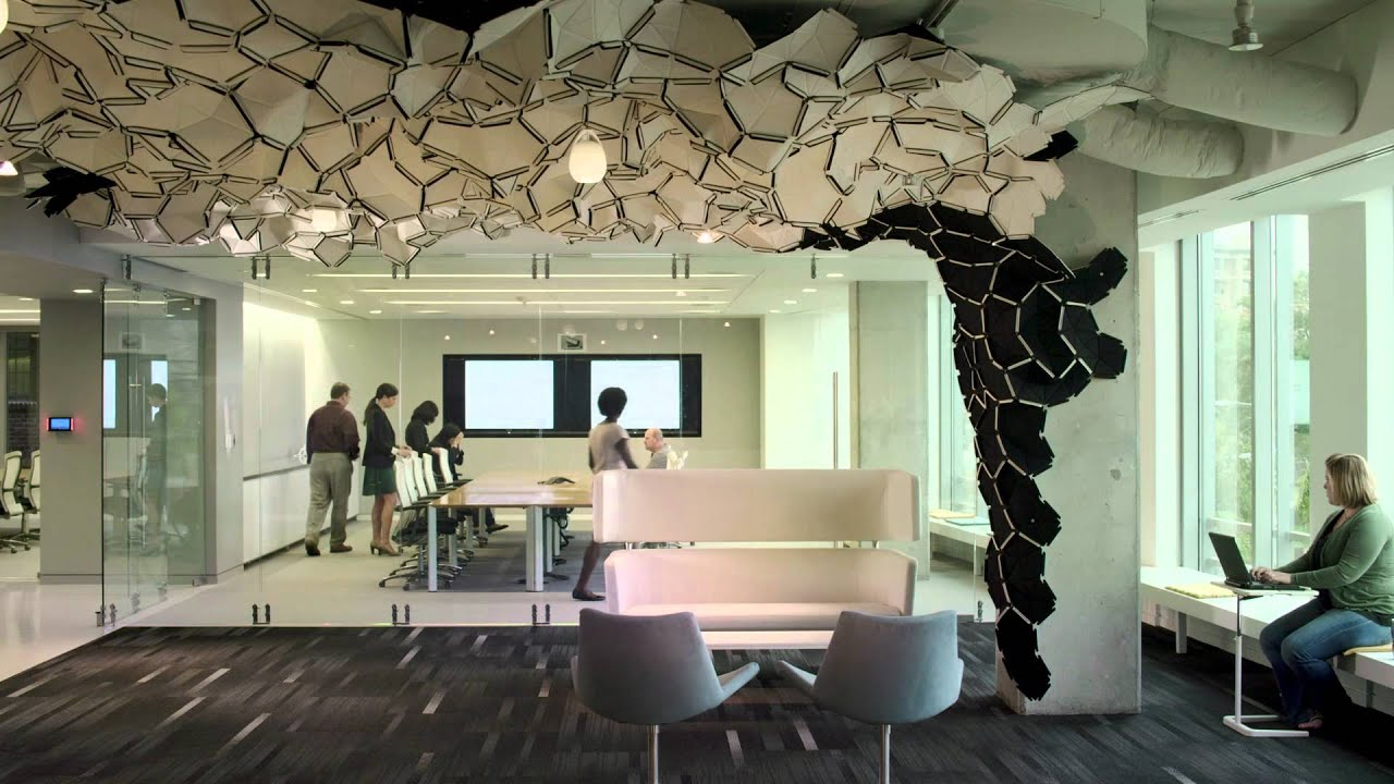 Workplace Of The Future SmithGroupJJR Designers Lead By