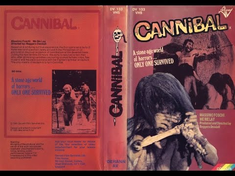 S3: Cannibal (jungle Holocaust) video