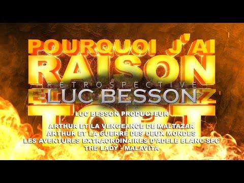 PJREVAT - Luc Besson Retrospective : Producteur (3/3)