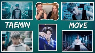 Reacting to Taemin - Move MV & Live - (Getting to know SuperM)
