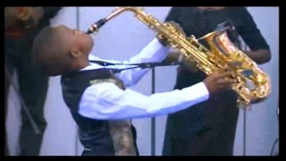 Young Anointed Saxophonist @ Mummy G.O.
