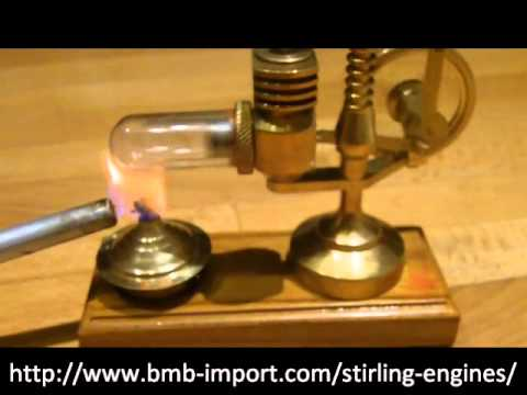 Stirling engine S02