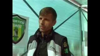 Vali Bădoi - antrenor Sporting Turnu