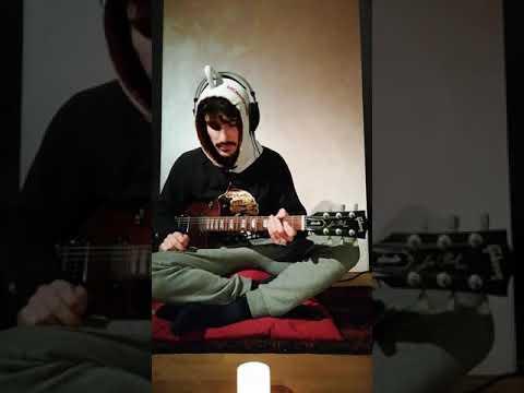 AVICII - HEAVEN || Guitar & Synth Solos || Tommaso Furini