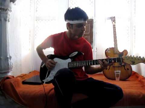 Chappa Chappa Charkha Chale Guitar Cover by Kartik