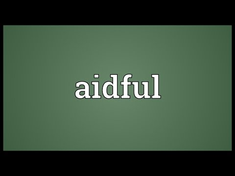 Header of Aidful