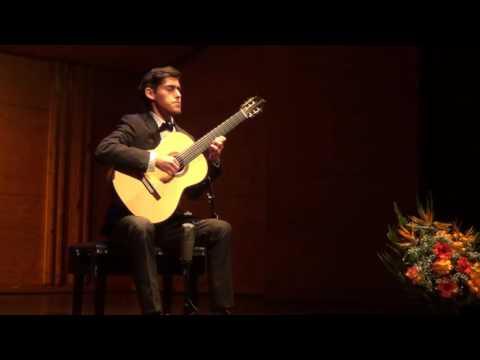 Хулио Сальвадор Сагрегас - Op.11-Estilo No.1