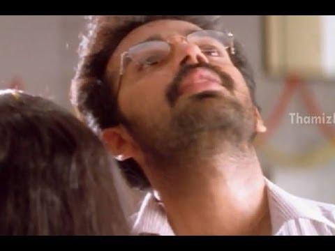 Kolai Kutram Movie Scenes - Jd Chakravarthy Gets Shot - Meena video