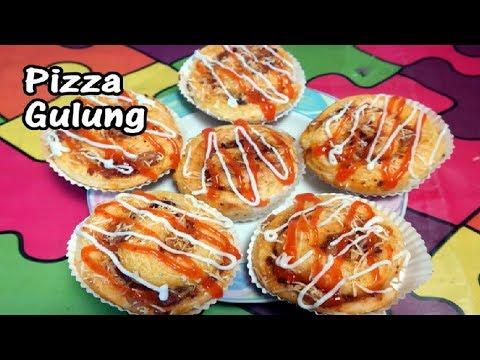Resep Cara Membuat Pizza Gulung