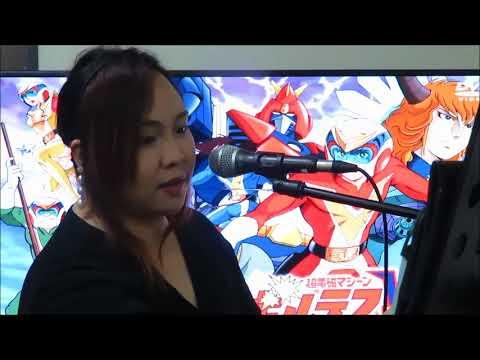 VoltesV Run Manila Karaoke Challenge_Contestant No. 1