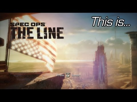 This is... Spec Ops: The Line