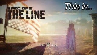 This is... Spec Ops_ The Line