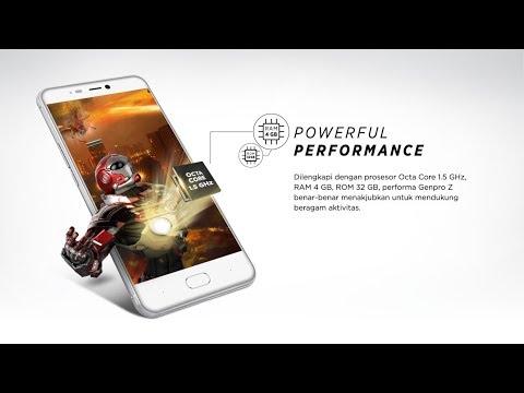 Evercos GENPRO Z Unboxing : HP Lengkap kok Murah!?