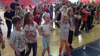 HIP HOP MOVES FOR KIDS: HIP HOP MUSIC FOR KIDS: THE JUMP SONG