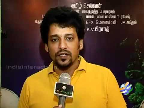 Vidharth talks about Kollaikaran