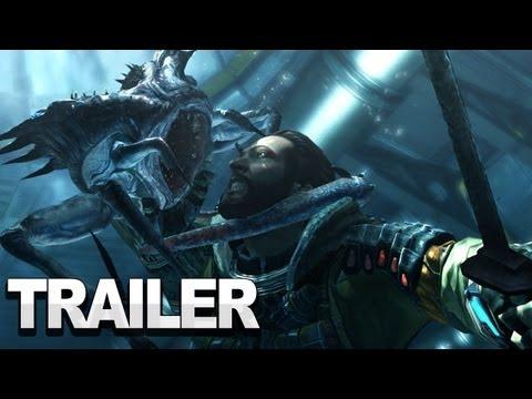 Lost Planet 3 - Debut Trailer