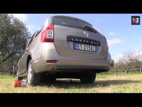 Dacia Logan Mcv 2014 Test Drive Youtube | Autos Weblog