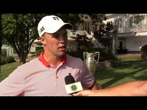 86th Illinois State Amateur Championship - Champion Nick Hardy