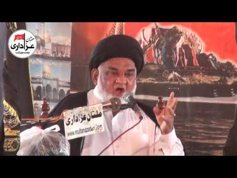Allama Fazal Abbas Naqvi | Majlis 26 Shaban 2018 | Pattal Road KotAddu |