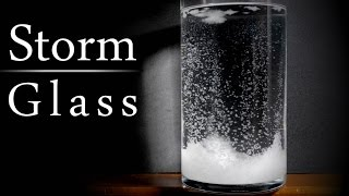 How to make a STORM GLASS to predict the weather! 3.9 MB