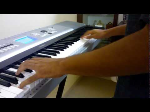 Ek Hasina Thi Ek Deewana Tha - Piano Cover video