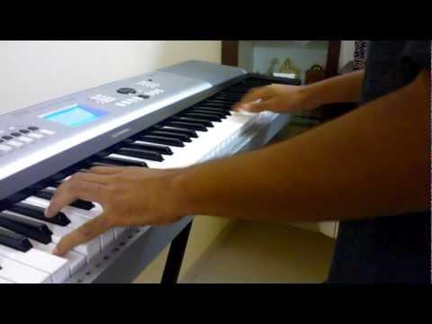 Ek Hasina Thi Ek Deewana Tha - PIANO COVER