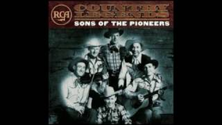Watch Sons Of The Pioneers Blue Shadows On The Trail video