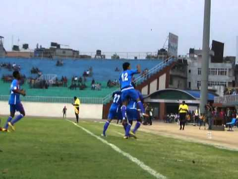 AFC President's Cup Qualifiers  Three Star Club Vs Erchim FC Match Highlights & Goals By GoalNepal.c