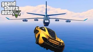 GTA V - EPIC Moments