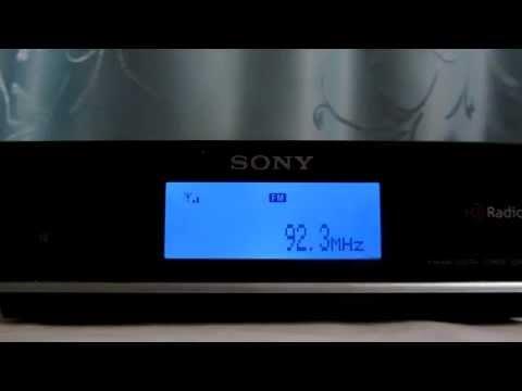 Тест FM приемников в условиях г. Полтава (Sony XDR-F1HD, Eton G8, Degen 1103) ч.1