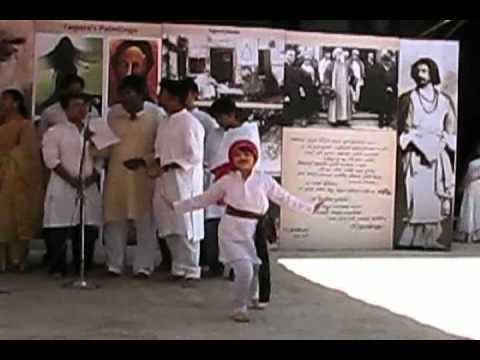 Bandh Bhenge Dao -- Group Song and Dance Performance  Ravindra...