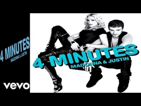 Download Lagu MADONNA - 4 Minutes (Album Version) (Official Audio Video HQ) Ft. Justin Timberlake, Timbaland MP3 Free