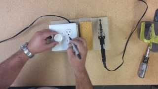 Solder Station: How To build a homemade Solder Station cheap